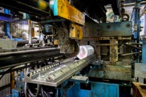 forno produzione profili in alluminio su disegno alluminio sammarinese