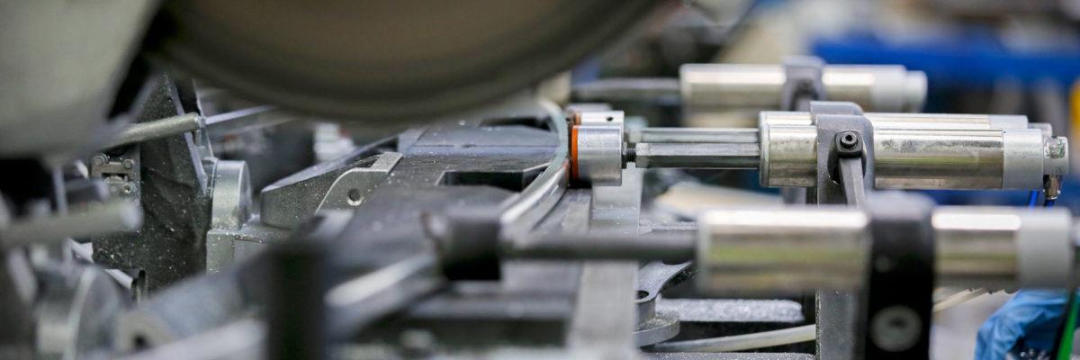 Impianti per le lavorazioni meccaniche curvatura